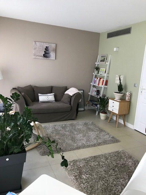 Canapé et plantes du cabinet